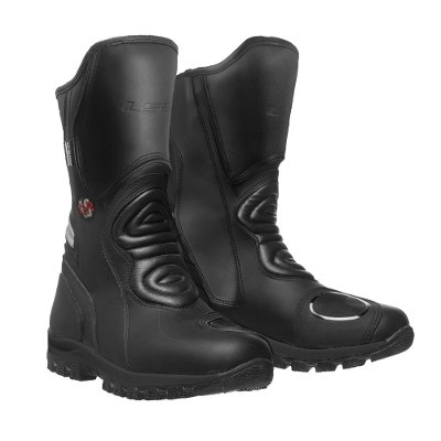 Botas Ls2 Touring Bt03 Black Waterproof Road Grip