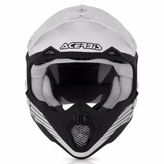 Casco Acerbis Impact Full White Super Liviano en internet