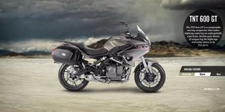 Benelli Touring Tnt600gt 85hp 4 Cilindros Motodelta - comprar online