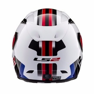 Casco Ls2 Ff323 Arrow Replica Moto Gp Fiber Glass - comprar online