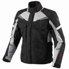 Campera Revit Safari Larga Cordura Alta Gama