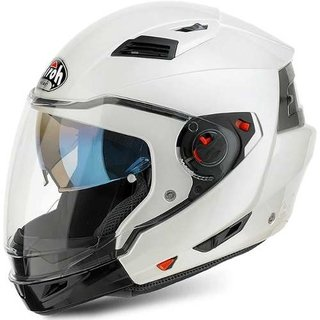 Visor Clear Casco Airoh Executive Desmontable Moto Delta - comprar online
