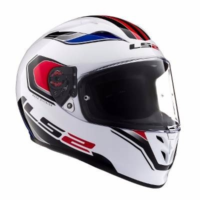 Casco Ls2 Ff323 Arrow Replica Moto Gp Fiber Glass