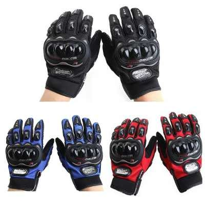 Guantes Probiker Touch Screen Para Celu Tablet Gps