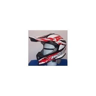 Casco Cross Bieffe Mx-631 Simil Airoh Acerbis en internet