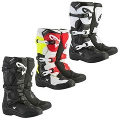 Botas Motocross Off Road Alpinestars Tech 3 Linea Nueva Md!