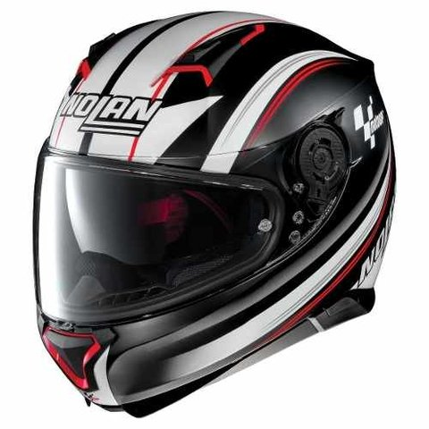 Casco Nolan N87 Motogp Doble Visor Made In Italy Moto Delta