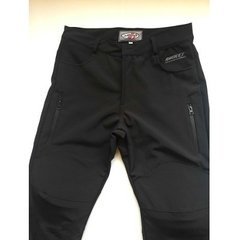 Pantalon Joe Rocket Soft Shell Con Protecciones