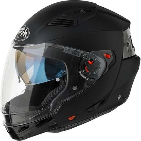 Casco Airoh Executive Desmontable 2 En 1 Alta Gama Motodelta