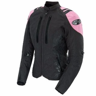 Campera Joe Rocket Atomic 4.0 Lady Mujer En Moto Delta