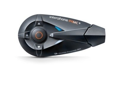 Intercomunicador Interphone F4mc Pack Duo Italiano Motodelta