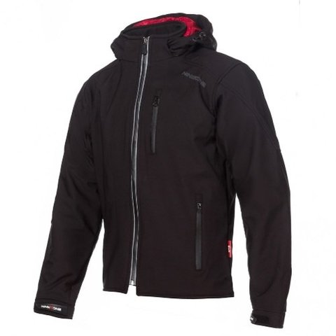 Campera Ninetoone Ls2 Dinamic Softshell Super Abrigada Md