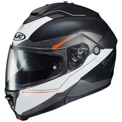Casco Hjc Is-max Magmarebatible Doble Visor Motodelta