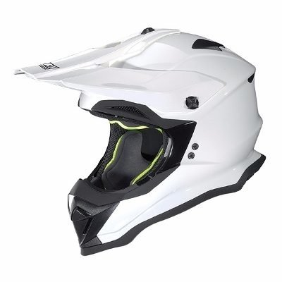 Casco Cross Nolan N53 Lisos Italy