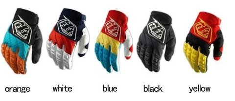 Guantes Troy Lee Usa Cross Super Oferta!!! En Moto Delta