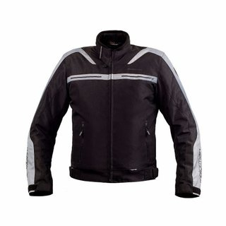 Campera Motorman Rocky Impermeable Chaleco Termico Motodelta