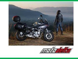 Benelli Touring Tnt600gt 85hp 4 Cilindros Motodelta