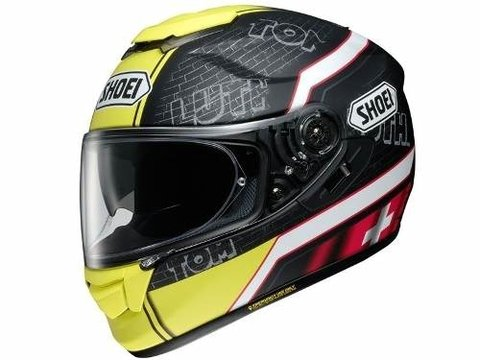 Casco Shoei Gt-air Luthi Tc-3 Carbon Oficialstore Motodelta