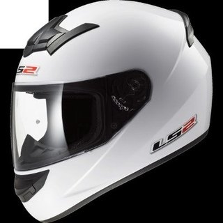 Casco Ls2 Ff352 Single Mono - comprar online