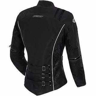 Campera Joe Rocket Atomic 4.0 Lady Mujer En Moto Delta en internet