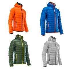 Campera Acerbis Peak Reversible Invierno Super Abrigada Md!