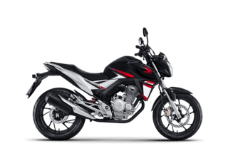 Honda CB 250 TWISTER NEW 2017 en internet