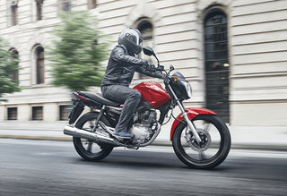 Honda CG 150 TITAN NEW en internet