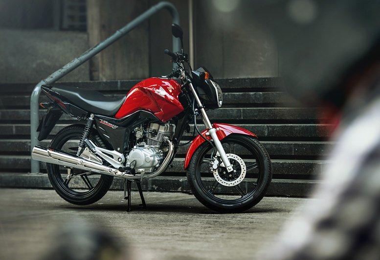 Honda Cg 150 Titan New Comprar En Moto Delta