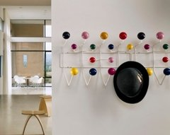 Perchero de pared Eames - Diseño Hang It All