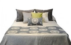 Pie De Cama 1,35 x 0,60 cm INDIA - Jethro Decoracion