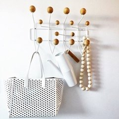 Imagen de Perchero de pared Eames - Diseño Hang It All