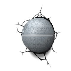 Imagen de Death Star -Star Wars Lampara Decorativa 3d - Led Original