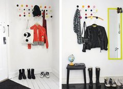 Perchero de pared Eames - Diseño Hang It All - tienda online