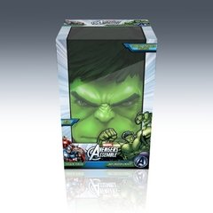 Hulk Mascara Lampara Decorativa 3d - Led De Pared Original en internet