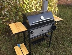 Parrilla a Gas Dual ISI Mini