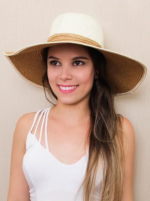 Chapéu Praia Strass 91d6025611b