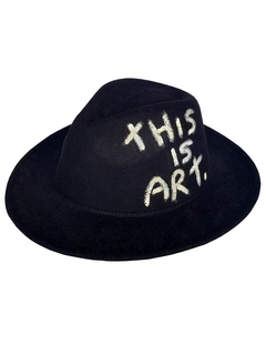 Chapéu Fedora This is art - 22527