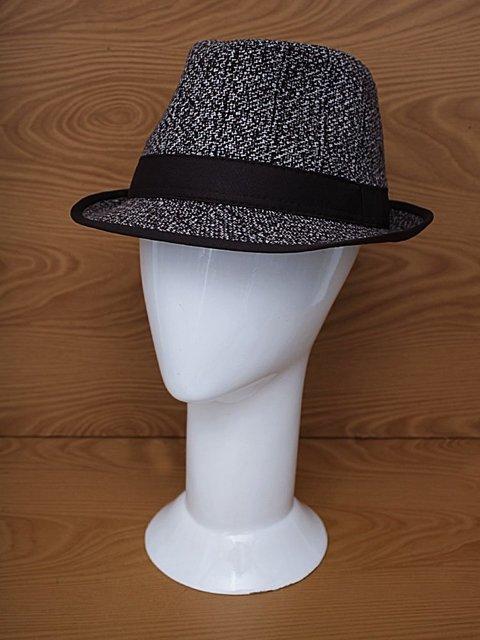 chapéu fedora aba curta 98ac0c16560