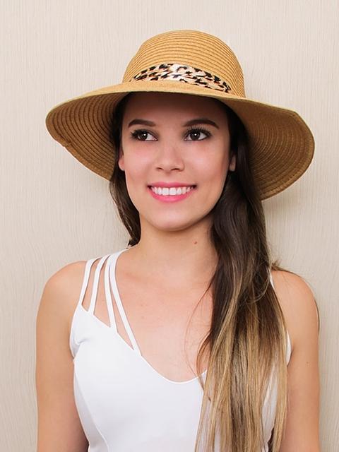 Chapéu de Praia Feminino bcccb4db382