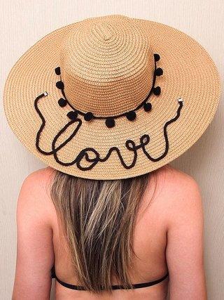 Chapéu de Praia Summer Feeling - 21663 3ee1aa5787c