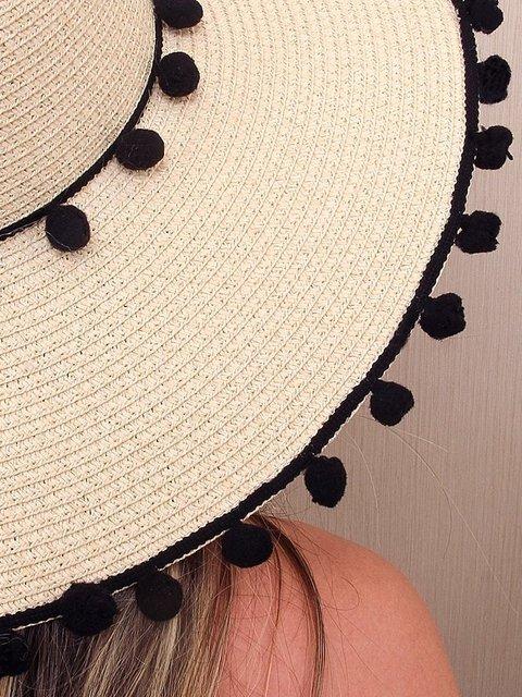 Chapéu de Praia Summer Feeling - 21663 e7d4288ae04