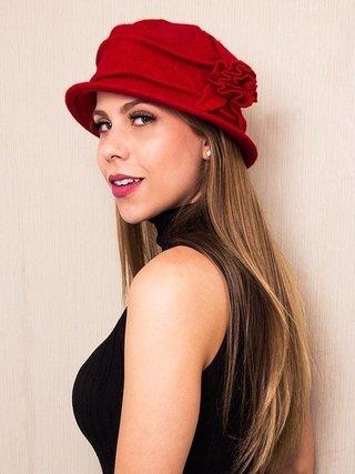 Boina Maria Eduarda - 21718 a2d42f8b060