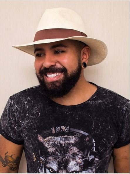 Chapéu Panamá Tom Jobim - 20648 452f7494724