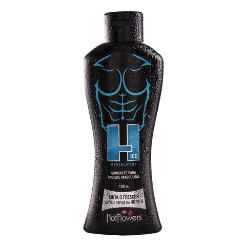 H ICE SABONETE HIGIENE MASCULINA 130ML HOT FLOWERS