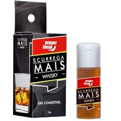 SCURREGA MAIS GEL COMESTÍVEL 15GR - PEPPER BLEND