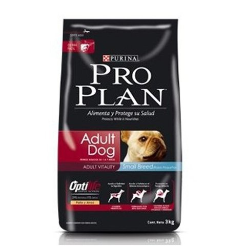 Pro Plan Adulto Small Breed- 7,5 Kg