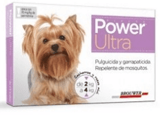 Pipeta Power Ultra De 2 A 4 Kg.