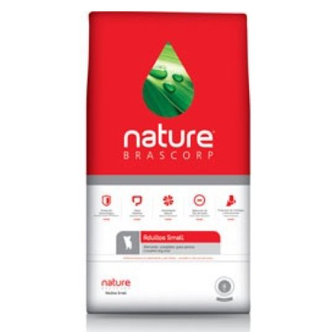 Nature Adultos Small Breed - 8Kg