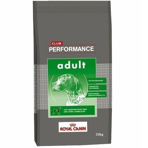 Club Performance Adulto 15 Kg.