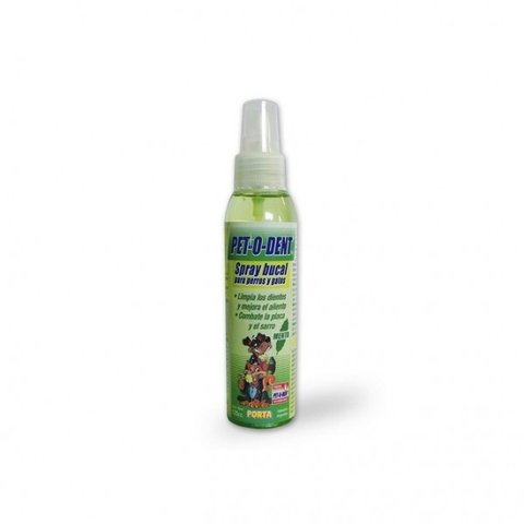 Spray Bucal- Pet o Dent